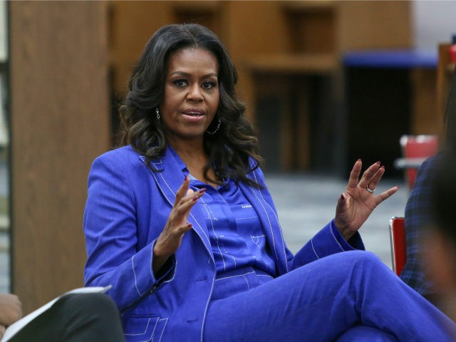 Michelle Obama on 'Glorious' Inauguration Day: 'Everyone Was Concerned About More Riots'