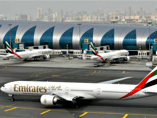 File image of Dubai International Airport. ( AP/Adam Schreck )