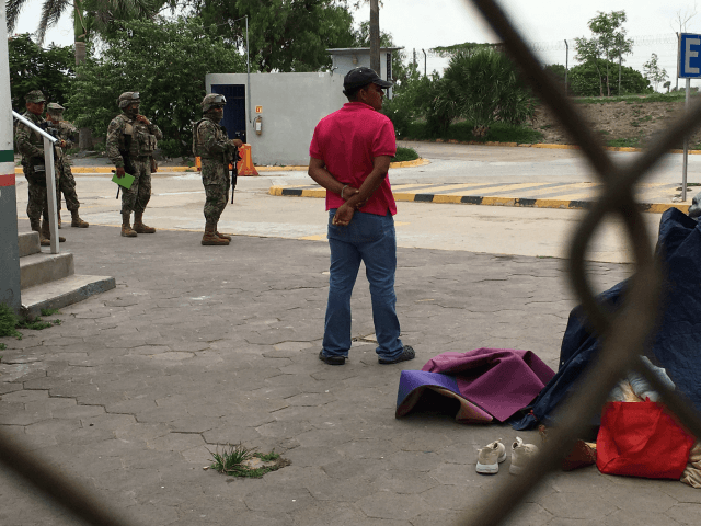 Migrants Matamoros
