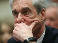 Former Special Counsel Robert Mueller testifies before the House Judiciary Committee about his report on Russian interference in the 2016 presidential election in the Rayburn House Office Building July 24, 2019 in Washington, DC. Mueller, along with former Deputy Special Counsel Aaron Zebley, will later testify before the House Intelligence …