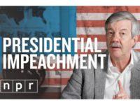 NPR-Impeach Trump