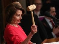 Nancy Pelosi gavel (Win McNamee / Getty)