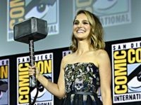 Natalie Portman will Become the Next Thor