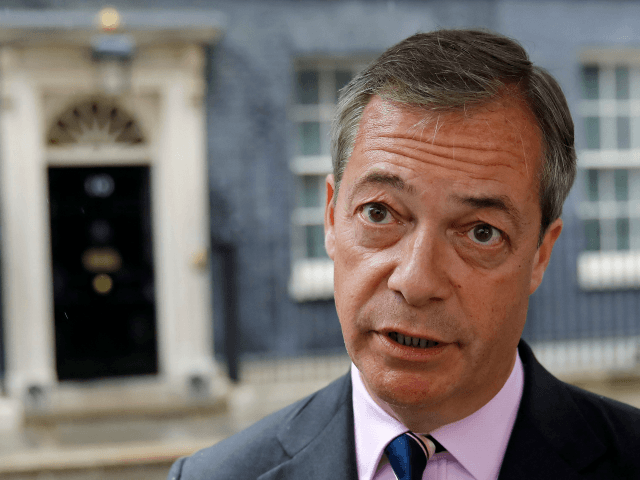 Widdecombe: Farage's Brexit Party Could Win in National Election