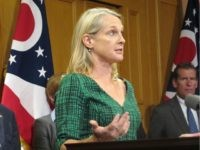 "Piper Kerman, an ex-felon whose memoir of her time behind bars, ""Orange is the New Black,"" is the basis for the hit Netflix show of the same name, promotes an effort to update Ohio's criminal code with a goal of reducing the state's incarceration rate and saving taxpayer dollars, on …"