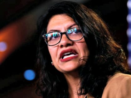 Rashida Tlaib on Kyrsten Sinema's 'No' Vote to Raise Minimum Wage: 'No One Should Ever Be This Happy to Vote Against Uplifting People'