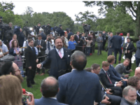 Brawl Breaks Out in Rose Garden Between Conservatives and Media