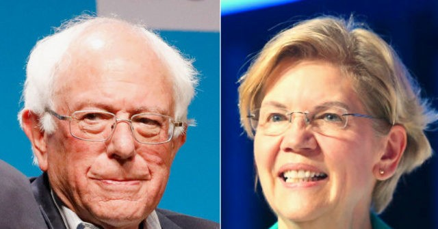 2020 Poll Shows Warren Pushing Sanders Out of Second Place 1