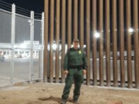 EXCLUSIVE: Completed Section of Trump's New Wall Helping Secure Border