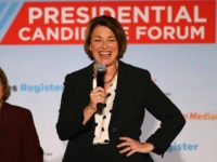 Amy Klobuchar: 'We All Stand on the Shoulders of Immigrants'