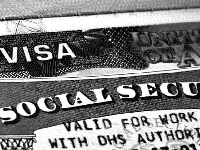 Social Security Card, Work Visa