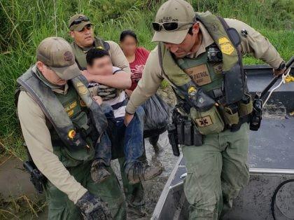 Del Rio Sector Border Patrol agents rescue special-needs teen at Rio Grande. (Photo: U.S. Border Patrol/Del Rio Sector)