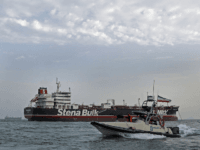 Stena Bulk Iran Tanker