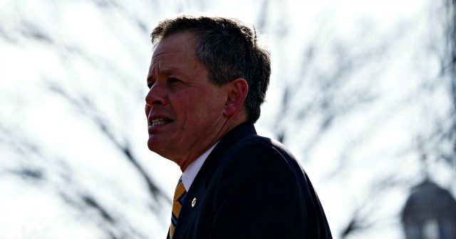 Steve Daines: 'Sad Reality' $36 Billion in Medicaid 'Lost' to 'Waste, Fraud, Abuse'