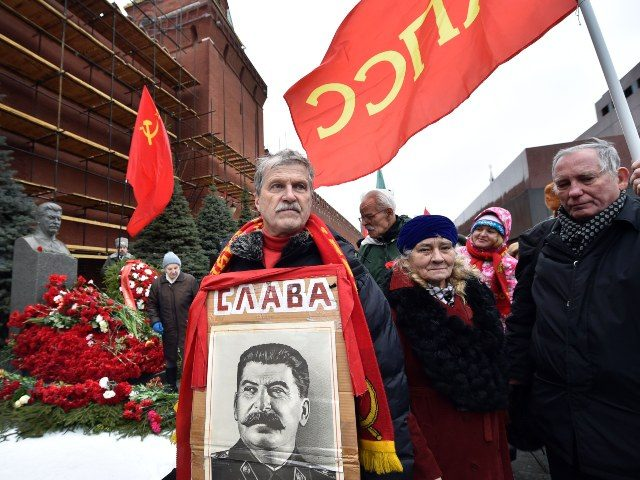 Supporters of the Soviet Union