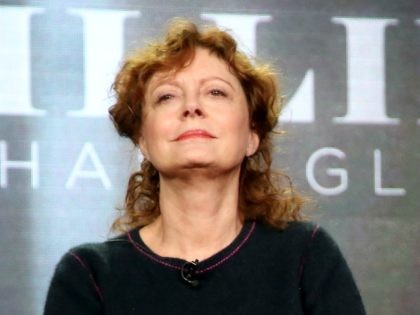 Susan Sarandon Praises AOC, Ilhan Omar for Exposing America's 'Systemic Bipartisan White Supremacy'
