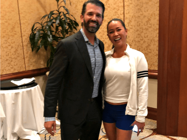 Trump Jr and Avenatti's Ex-Wife