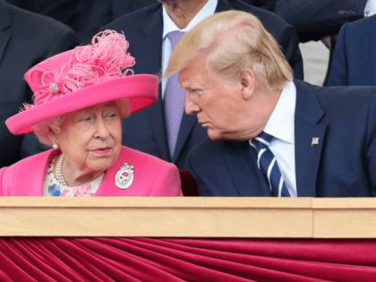 Trump Backs Britain: 'Iran Is In Big Trouble'