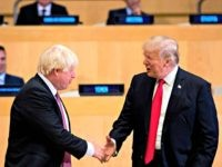 Donald Trump Optimistic Boris Johnson Can Straighten Out Brexit
