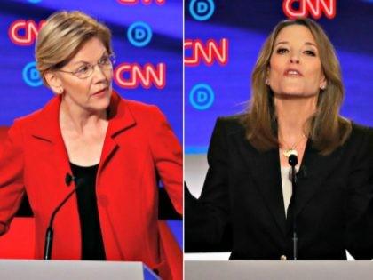 Warren, Williamson Debate Times