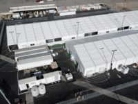 Yuma Sector temporary housing facility. (Photo: U.S. Customs and Border Protection/Jerry Glaser)