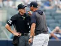 WATCH: Yankees Manager Aaron Boone Gets One-Game Suspension for 'F*ck*ng Savages' Rant