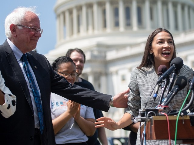 Dem Billionaire Blasts 'Disaster Zone' Bernie, 'Misinformed' AOC