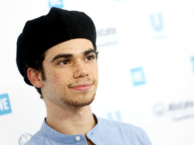 INGLEWOOD, CALIFORNIA - APRIL 25: Cameron Boyce attends WE Day California at The Forum on April 25, 2019 in Inglewood, California. (Photo by Tommaso Boddi/Getty Images for WE Day)