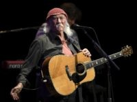 David Crosby Slams Trump: 'Brand New Level of Low'