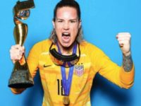 USWNT's Ashlyn Harris Accuses Former Christian Teammate of Homophobia