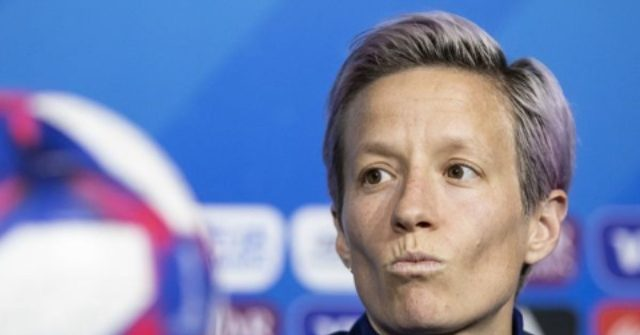 Megan Rapinoe Posters Vandalized in NYC Subway, Hate Crimes Task Force Investigating 1