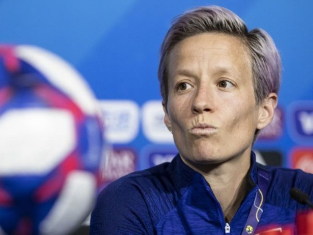 Megan Rapinoe Posters Vandalized in NYC Subway, Hate Crimes Task Force Investigating 2