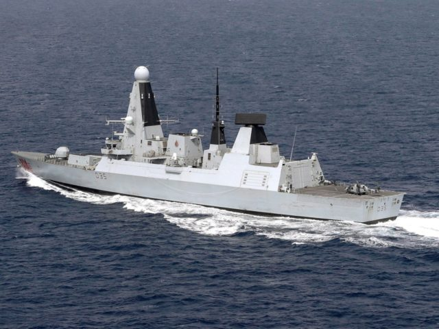 HMS DUNCAN is operating in the Eastern Mediterranean as part of Combined Task Force 473, a French-led coalition Carrier Strike Group deployment with contributing assets from UK, Denmark and US. The CSG is conducting military operations over Syria and Iraq in support of OP INHERENT RESOLVE to achieve the military …