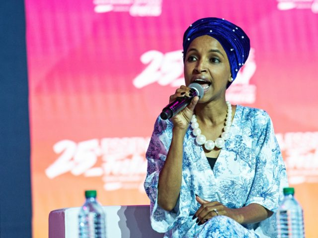 Ilhan Omar Floats Ad Boycott of Tucker Carlson