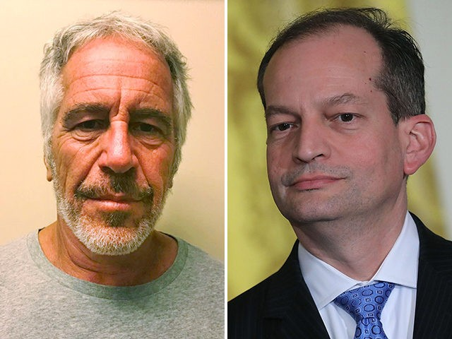 Democrats call for USA labour chief to resign over Epstein deal