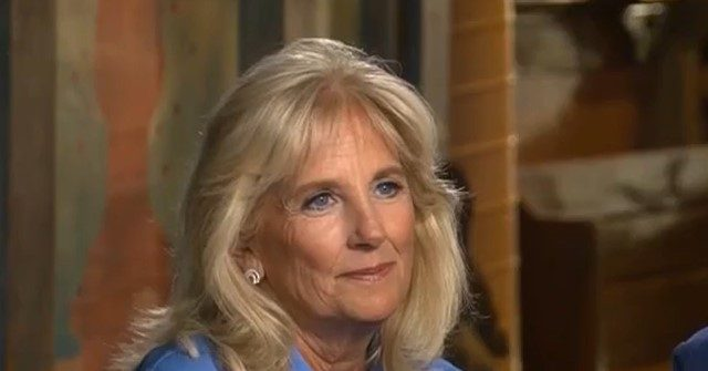 Jill Biden: You May Like Another Candidate Better, But You Have to Beat Trump, and 'Maybe You Have to Swallow a Little Bit'