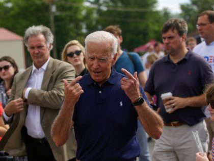Nolte: Polls Show Biden Plummeting to Third Place Nationally and In Iowa