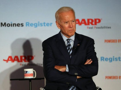 Biden: 'I Can't Promise' You'll Keep Your Doctor Under Public Option