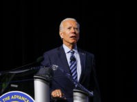 DETROIT, MI - JULY 24: Democratic presidential candidate former U.S. Vice President Joe Biden participates in a Presidential Candidates Forum at the NAACP 110th National Convention on July 24, 2019 in Detroit, Michigan. The theme of this year's Convention is, When We Fight, We Win. (Photo by Bill Pugliano/Getty Images)