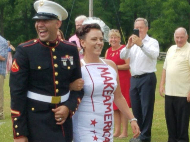 maga wedding