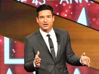 LOS ANGELES, CA - MAY 01: TV personality Mario Lopez speaks onstage at the 43rd Annual Daytime Emmy Awards at the Westin Bonaventure Hotel on May 1, 2016 in Los Angeles, California. (Photo by Earl Gibson III/Getty Images)