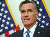 Romney: Hunter Biden Probe a 'Political Exercise' — 'Not the Legitimate Role of Government'