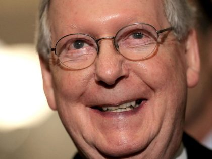 Mitch McConnell: Amy Coney Barrett Will Be Confirmed 'No Later than Monday'