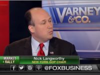 EXCLUSIVE – New York GOP Chairman Nick Langworthy: Trump 'Shouldn't Give an Inch' Against 'The Squad'