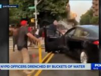 Nolte: Anarchy In De Blasio's New York as Cops are Drenched in Water