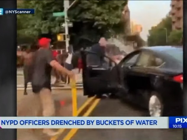 NYPD-water