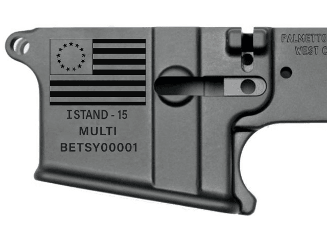 Just wanted to take a quick moment to thank @Nike for all the help. These things are selling like crazy. Reserve yours NOW! https://palmettostatearmory.com/psa-betsy-ross-ar-15.html … @DLoesch @CamEdwards @benshapiro