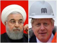 """New British Prime Minister Boris Johnson's """"familiarity"""" with Iran will help improve relations between theIslamic Republic and Britain, Iranian President Hassan Rouhani said on Sunday."""