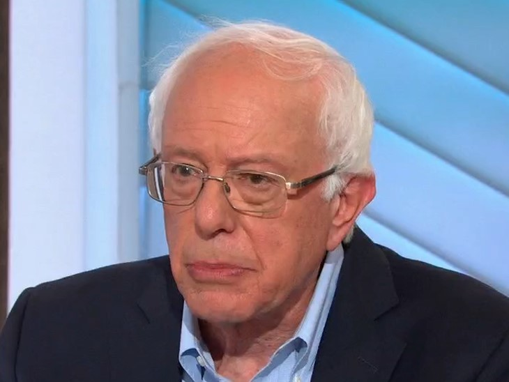Sanders on 2020: 'I'm Feeling Really Good' -- Claims to Have 'Over a Million Volunteers' 2