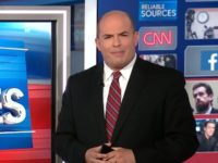 Watch: CNN's Stelter Takes Aim at Trump's 'Straight Up Racist' Tweets